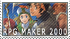 RPG Maker 2000 Stamp by nakashimariku