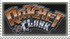 Ratchet and Clank Stamp by nakashimariku