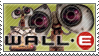 Wall-E Stamp by nakashimariku