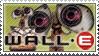 Wall-E Stamp by nakashimariku