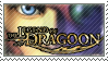 The Legend of Dragoon Stamp by nakashimariku