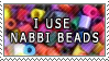 Nabbi Bead Stamp by nakashimariku