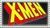 X-Men Stamp