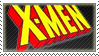 X-Men Stamp by nakashimariku
