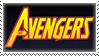 Avengers Stamp