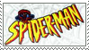 Spider-Man Stamp