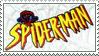 Spider-Man Stamp