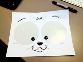 Cute Cat in paper waste... by AlbertoArni
