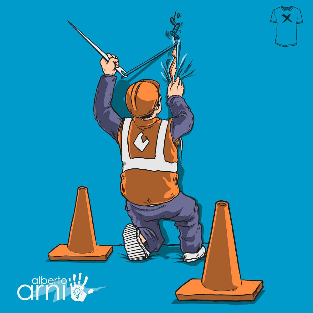 Personal Worker by AlbertoArni