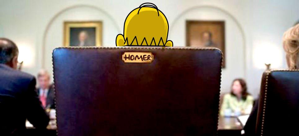 Homer Obama by AlbertoArni