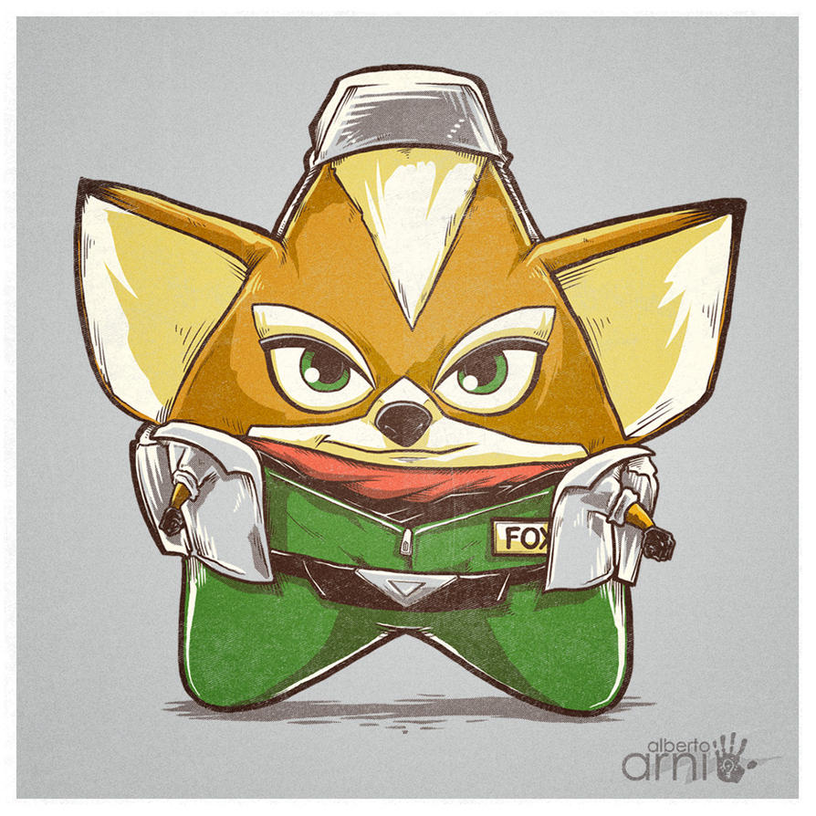 Inspired by Star Fox 64 by AlbertoArni