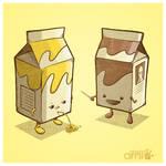 Practical Milk Joke
