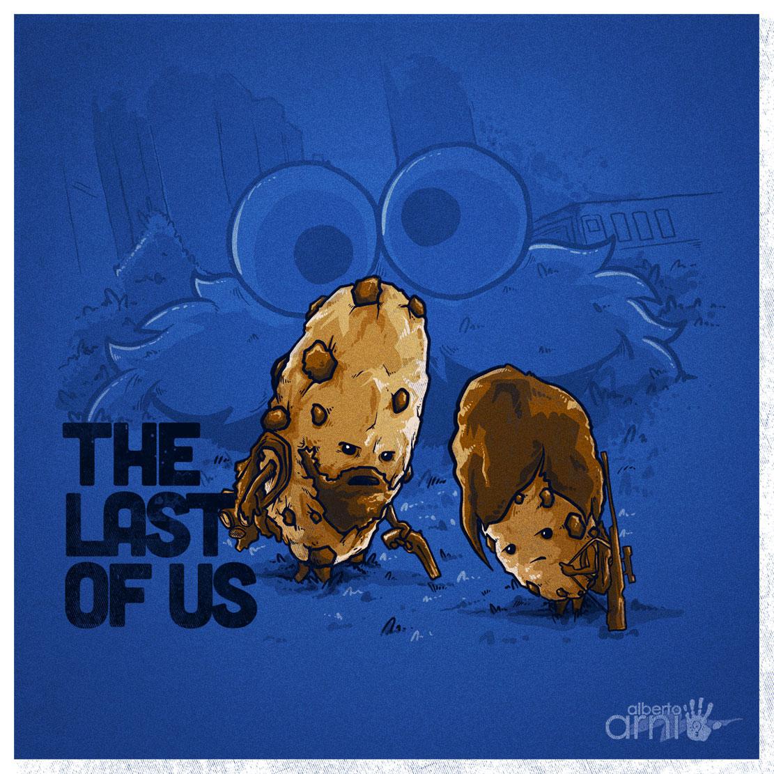 The Last of Us by AlbertoArni