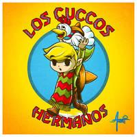 Los Cuccos Hermanos by AlbertoArni