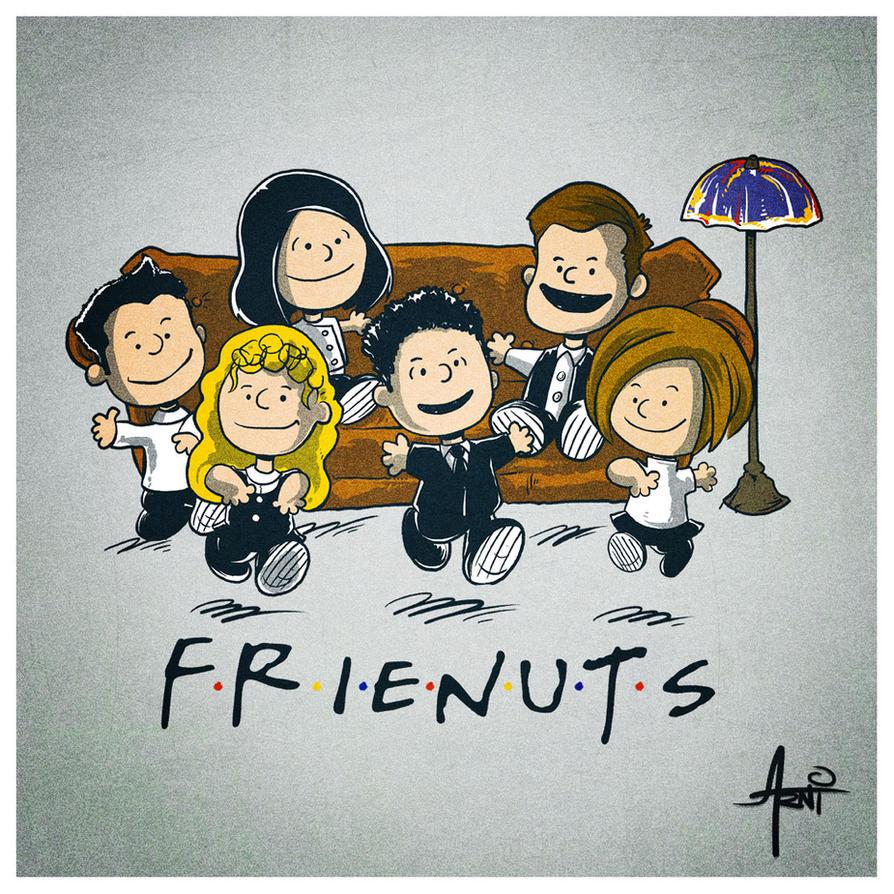 Frienuts by AlbertoArni