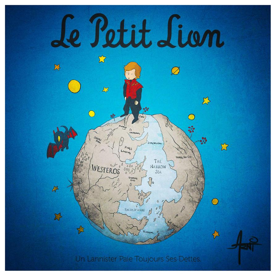 Le Petit Lion by AlbertoArni