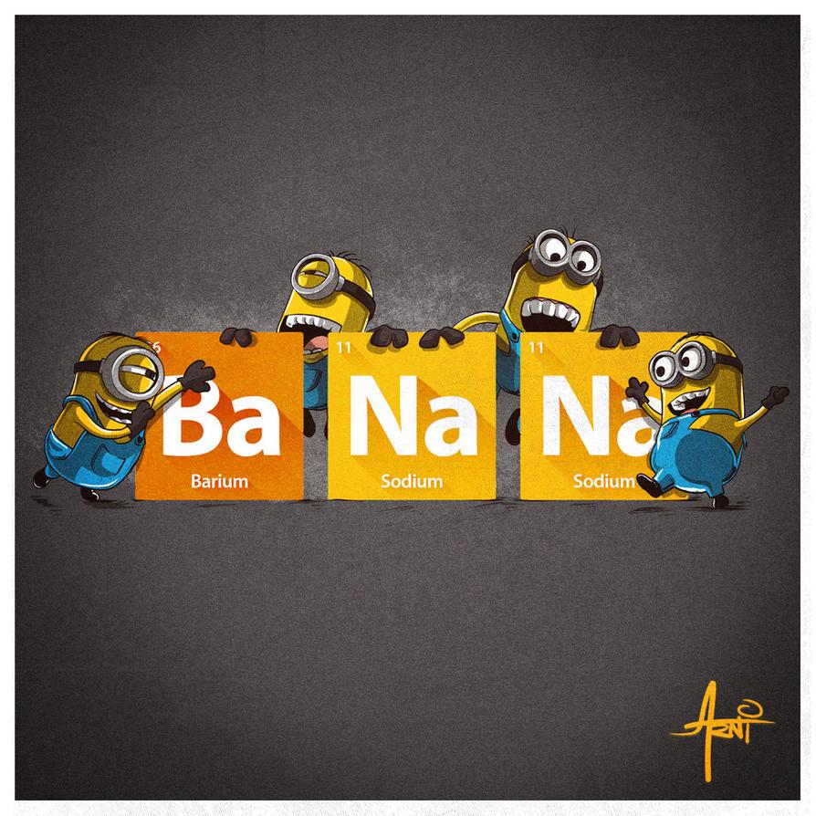 Ba Na Na by AlbertoArni