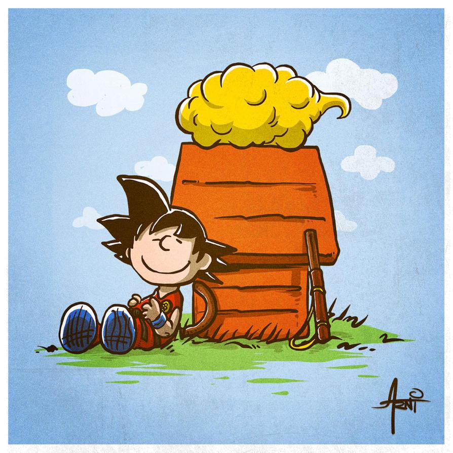 Peanuts Z by AlbertoArni