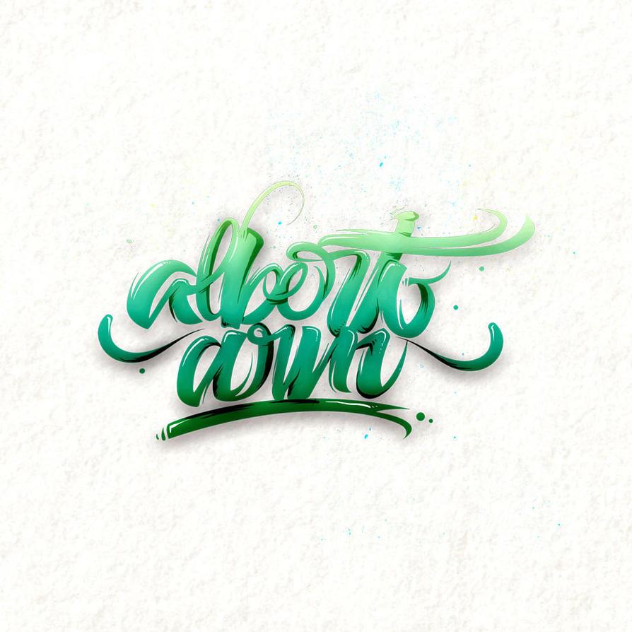 New Logo! by AlbertoArni