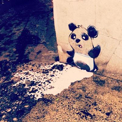 Panda Street by AlbertoArni
