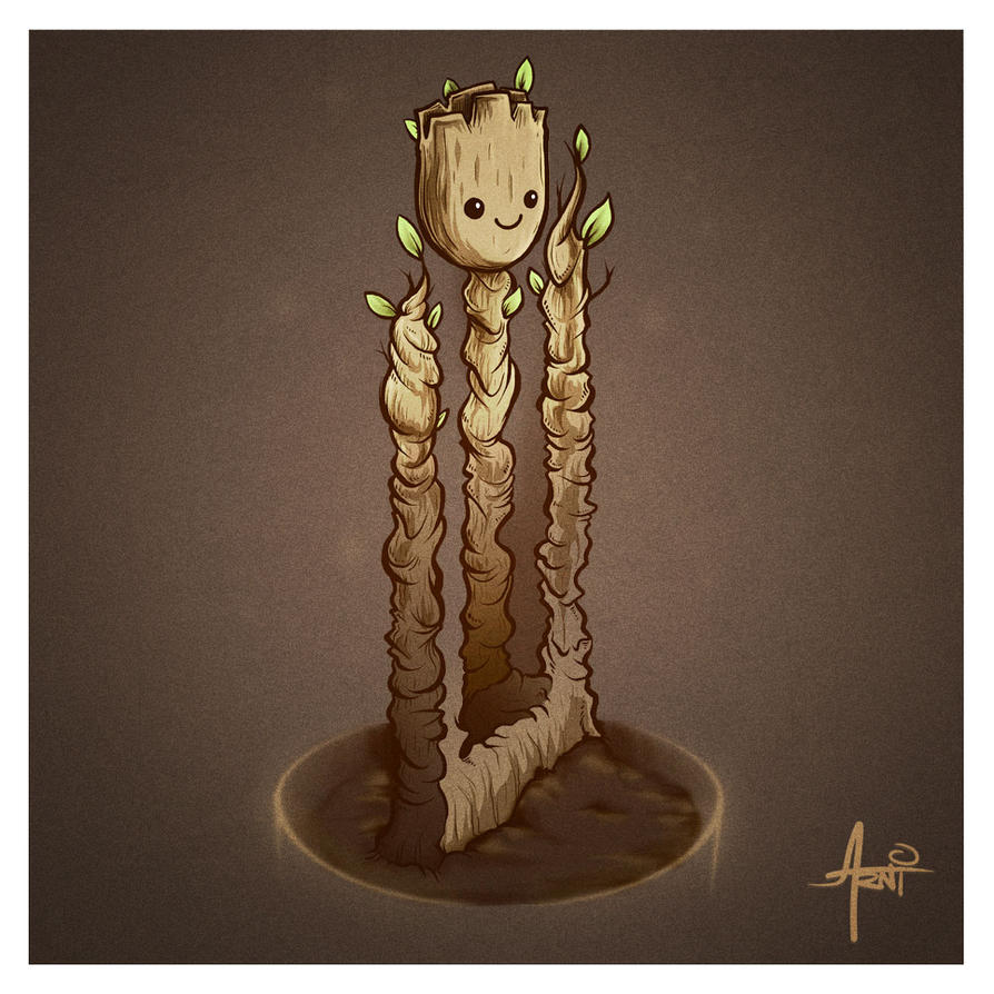 Impossible Root by AlbertoArni
