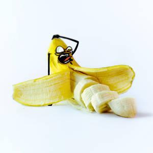 Fruit Lives Matter - Banana