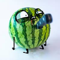 Fruit Lives Matter - Watermelon