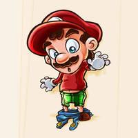 Mario - Pants Down