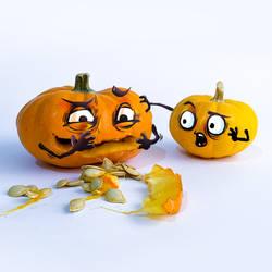 Fruit Lives Matter - Pumpkin