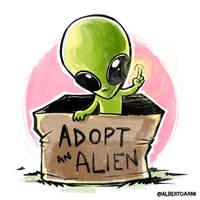 Adopt an Alien