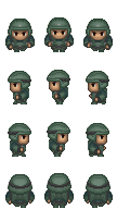 UNSC Colonial Militia Sprite by purplejub1993DJC
