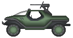UNSC M12 LRV- Warthog by purplejub1993DJC