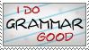 Grammar Stamp by purplejub1993DJC