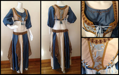 Mission Blue Butterfly Outfit