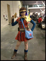 Lucca Chrono Trigger Cosplay