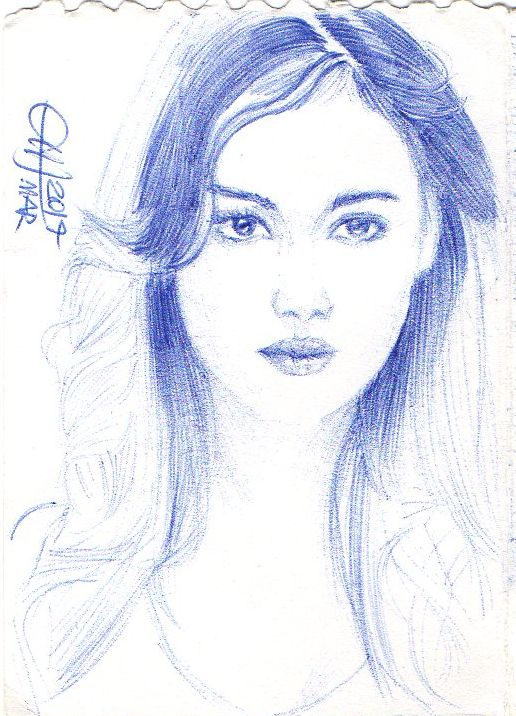 Maja Salvador WIP by ethan-gmt