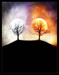 Silmarillion: Moon and Sun by LadyElleth