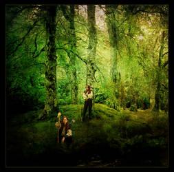 Silmarillion: Amrod and Amras by LadyElleth