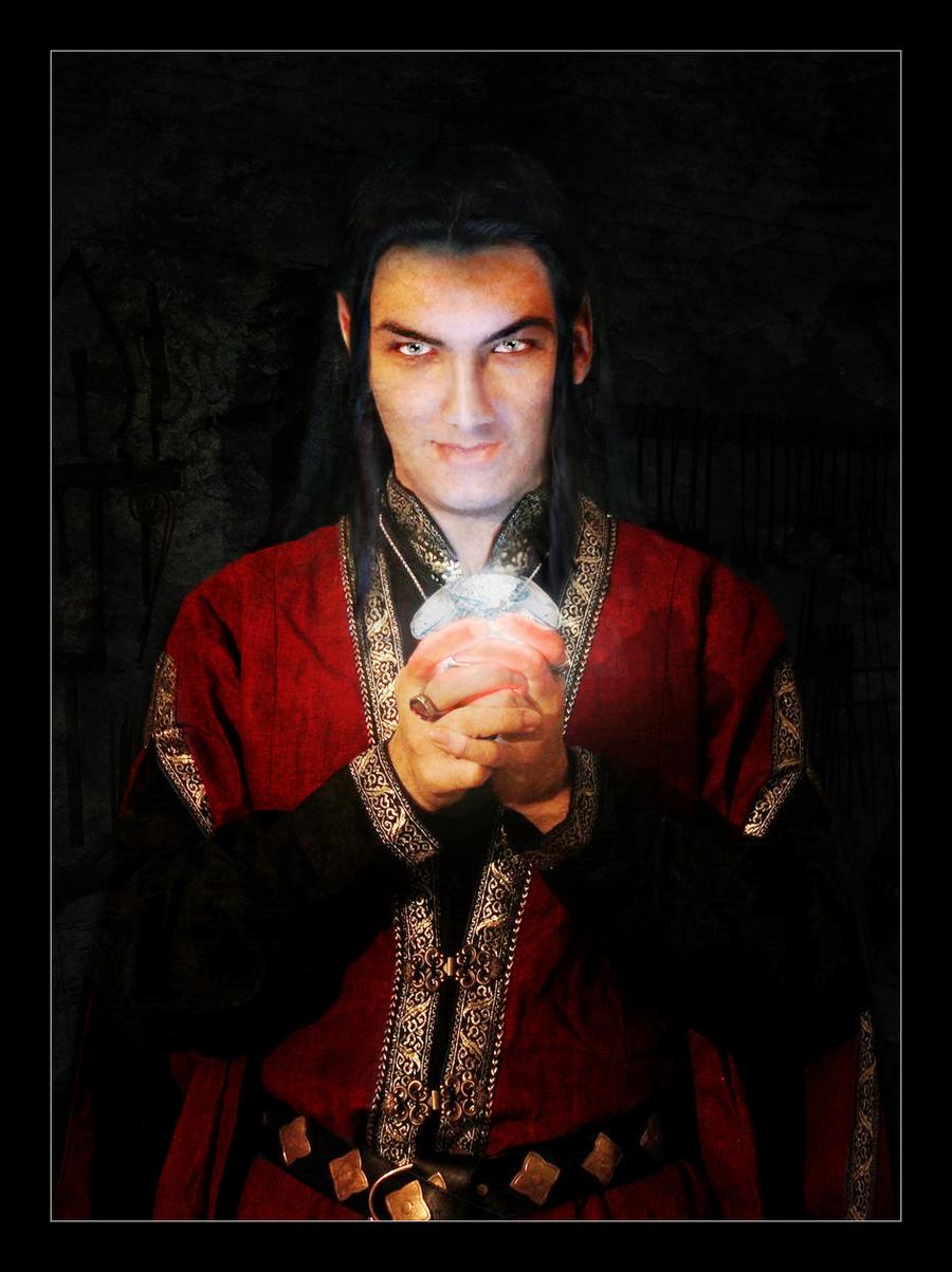 Silmarillion: Curufinwe Feanaro by LadyElleth