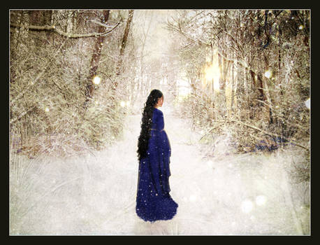 In the Wintry Woods of Doriath