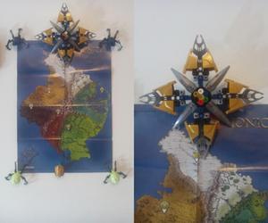 Okoto Map + Compass MOC