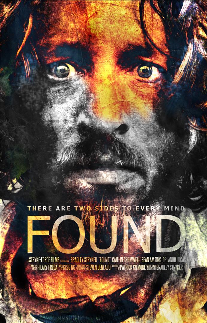 Found Short Film Poster by SteveDen