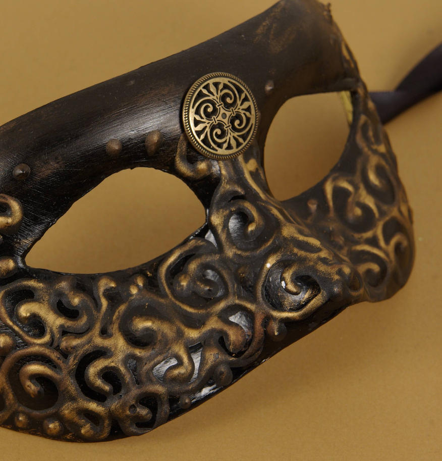 Effigy Masquerade Mask-Arcano- by EffigyMasks
