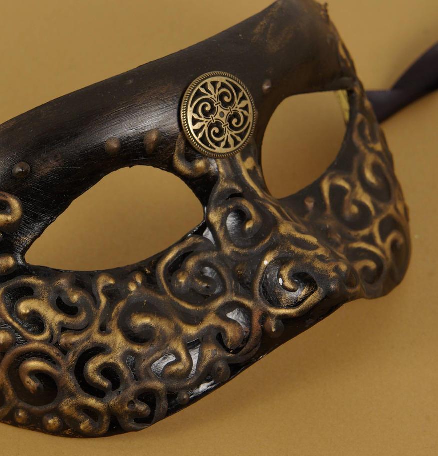 Effigy Masquerade Mask-Arcano- by EffigyMasks
