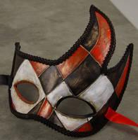 Mask-Rosso Burlone by EffigyMasks