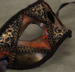 Mask- Diablo Italiano