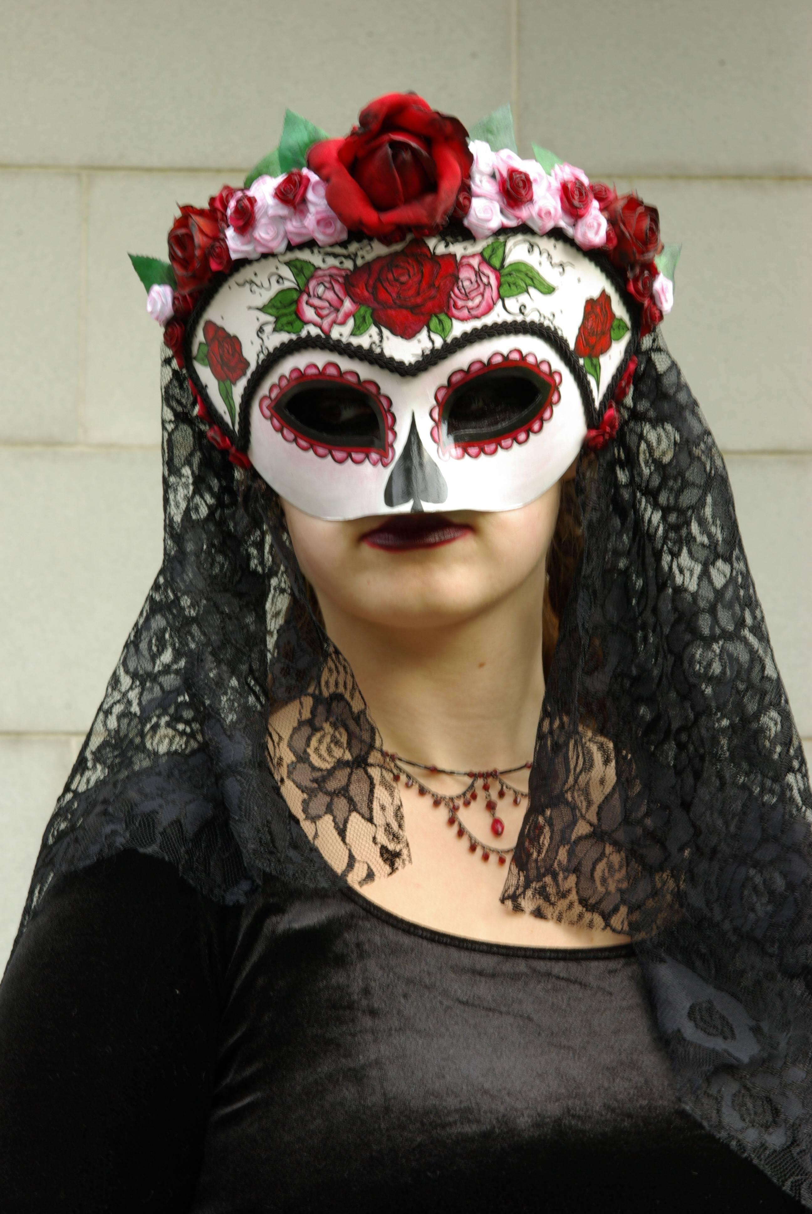 Mask-Princesa Rosa by EffigyMasks