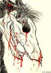 Fast sketch skull by siriablacky