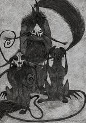 See no evil... by siriablacky