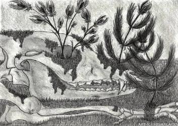Life beyond the death by siriablacky